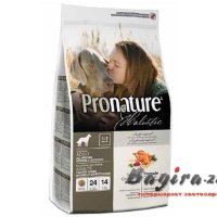 ​Pronature Holistic (Пронатюр Холистик) корм для собак индейка с клюквой 13,6кг