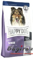 ​Happy Dog (Хеппи Дог)​ Mini Senior​ корм для пожилых собак мелких пород​ 4 кг