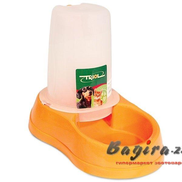 В интернет-магазине багира-зоо вы можете приобрести triol (триол) sh3925 кормушка-поилка,1,5 л всего за 339 руб