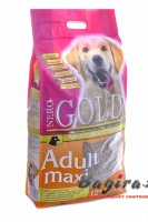 ​Nero Gold​ Adult Maxi​ 26/16 корм для собак крупных пород 18 кг​